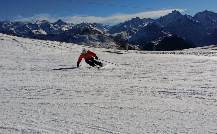 Sylwester na nartach w Alpach